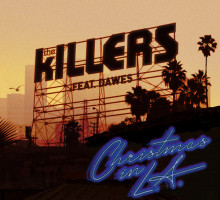 The-Killers-feat.-Dawes-Christmas-In-L.A.-iTunes