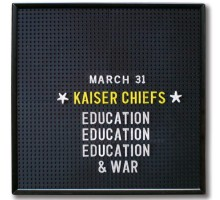 kaiser chiefs education