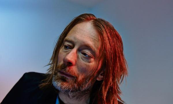 Thom Yorke, London, February 2013.