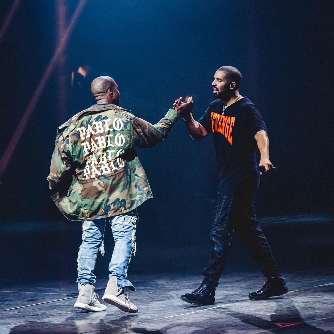 Kanye West confirma álbum colaborativo com Drake – 505 Indie